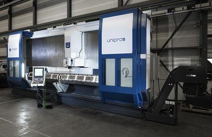 UniPro5L, cnc maching center
