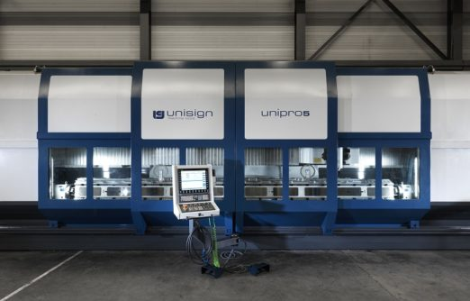 The Unipro 5L is a powerfu CNC machining centre