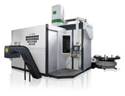 Unicom6000, a CNC machine