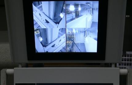 Uniport6000-HV, 5 axis portal machining