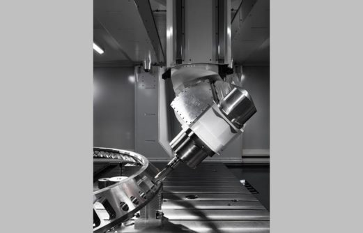uniport6000-hv, a machining head