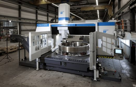 uniport6000, overview of cnc machine