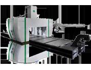 uniport7000, a CNC machine
