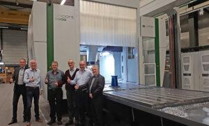 Uniport 6000, CNC machine for Homag GmbH