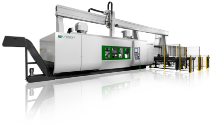 Unitwin6000 - dedicated cnc machining centre for truck front axles