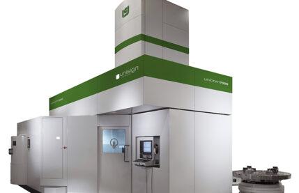 Unicom 7000 - multitask cnc machining centre