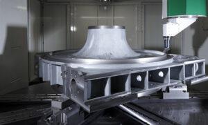 CNC machining Unicom7000
