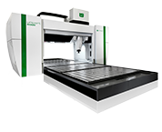 Uniport 6000, CNC machine. It is a CNC milling machine