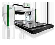 Uniport 6000, CNC machine. It is a CNC milling machine