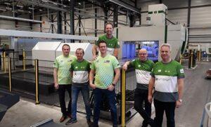 Unisign Venloop team