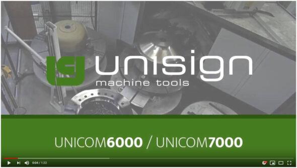 Unisign multi-task CNC machines - Unicom6000-Unicom7000